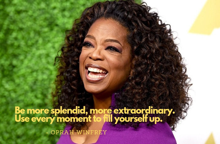 Oprah Winfrey quotes on being your true self