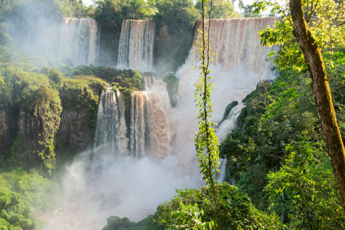 places to visit before you die  falls, Argentina and Brazil