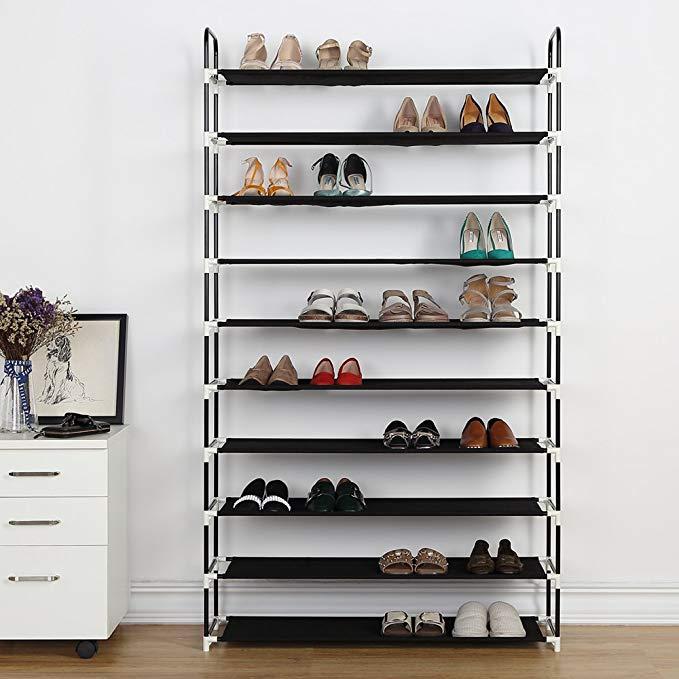 tier shoe rack