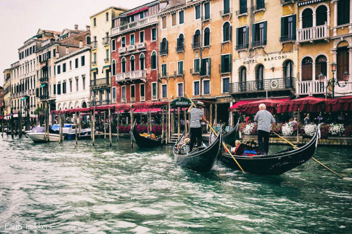 places to visit before you die Venice, Italy
