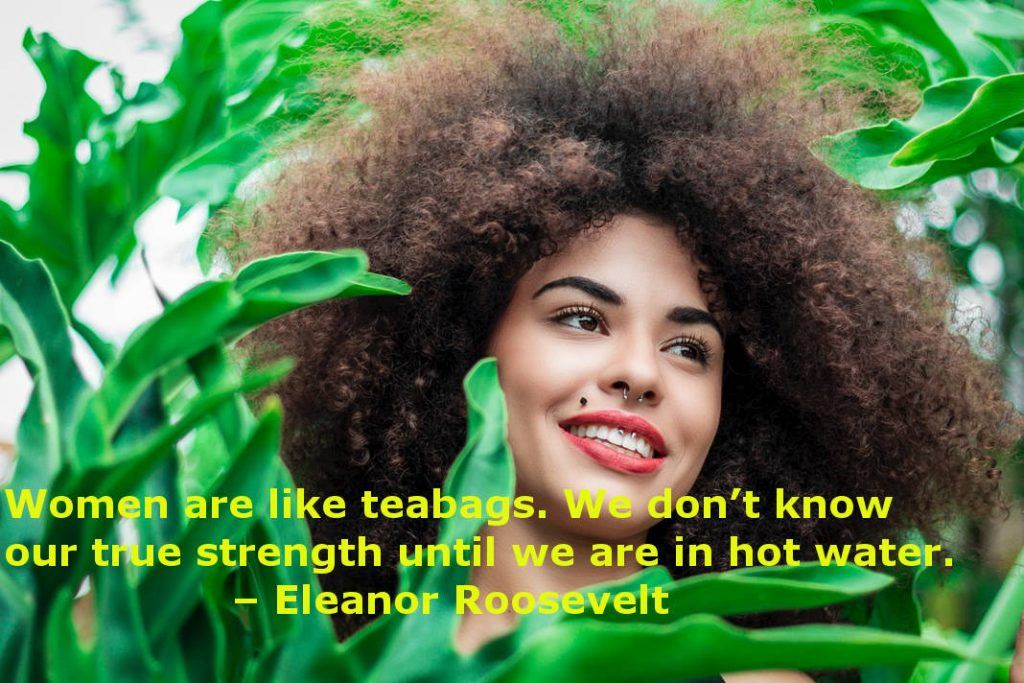 empowering women quotes on our true strength