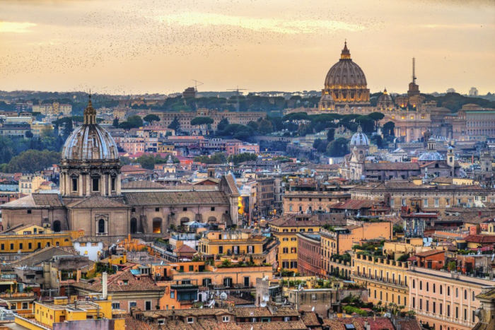 places to visit before you die Rome, Italy