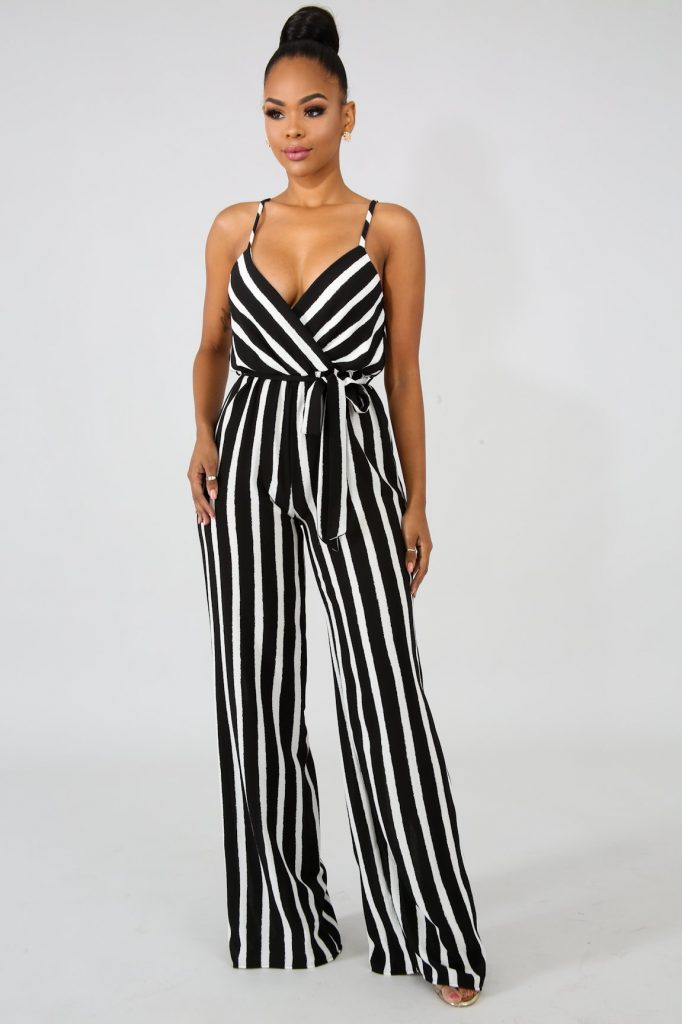 jump suit - classy spring outfit ideas