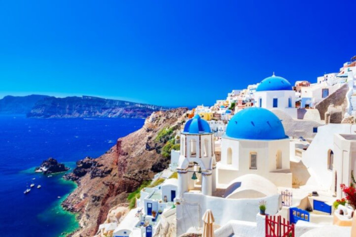 places to visit before you die Santorini Island, Greece