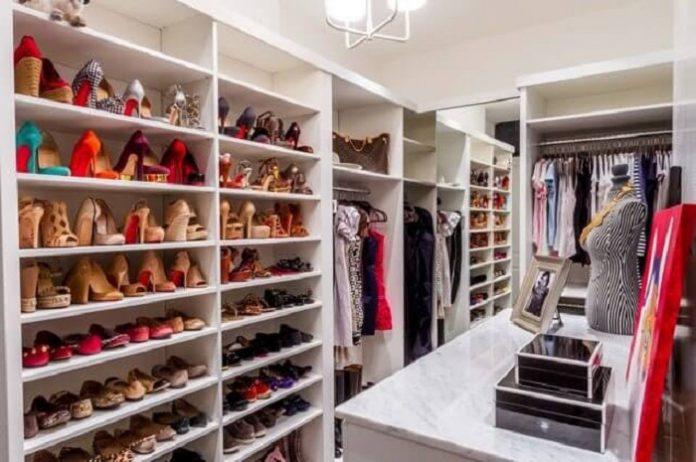 shoe storage solutions