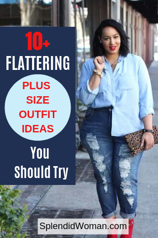 Plus size outfit ideas for women