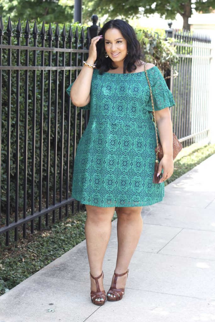 plus size outfit ideas for summer shift dress