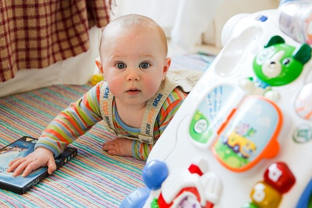 Baby Activities For 3 Months Old Babies