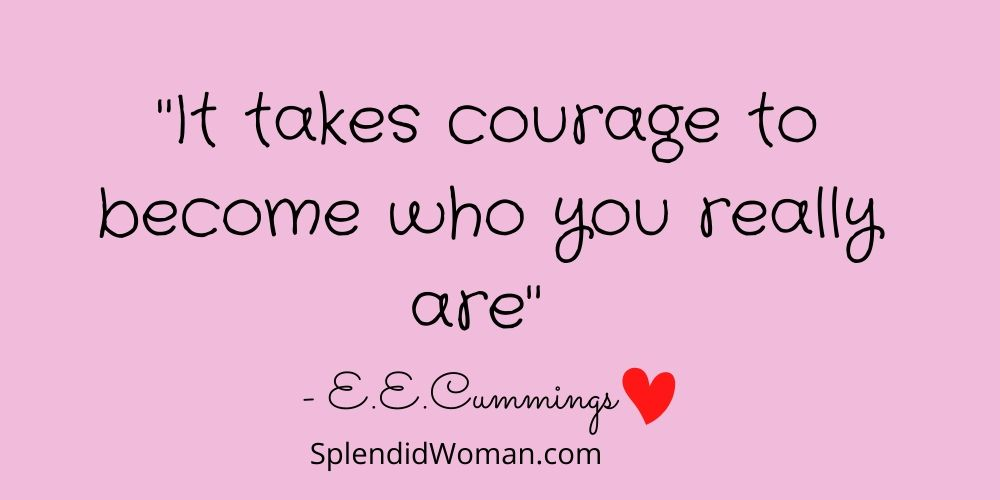 Motivational Courageous Woman Quotes To Keep You Going