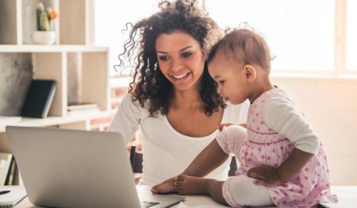Tips for Working from Home with Toddlers